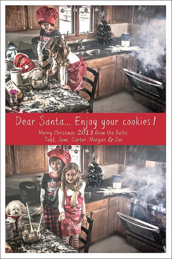 80+ Creative Christmas Card Ideas | Christmas photo ideas ...