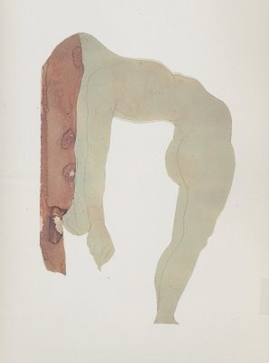 Awesome drawing by Rodin. Subtle and strong
