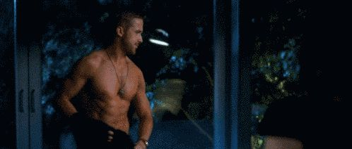 WHEN THIS HAPPENED AND YOU WERE LIKE, �HOW? WHAT? AIR. I NEED AIR.� | 21 Times Ryan Gosling Made You Have To Pick Your Jaw Up Off The Floor