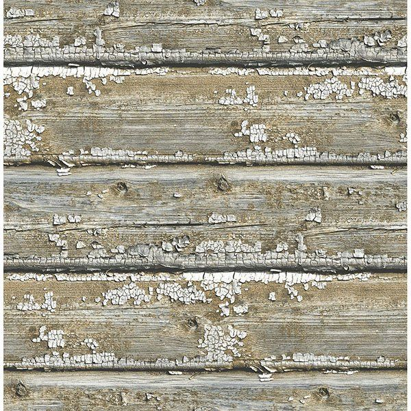 Nuwallpaper Planks Peel Stick Wallpaper Walmart Com Walmart Com In 2021 Wood Wallpaper Nuwallpaper Peel And Stick Wallpaper