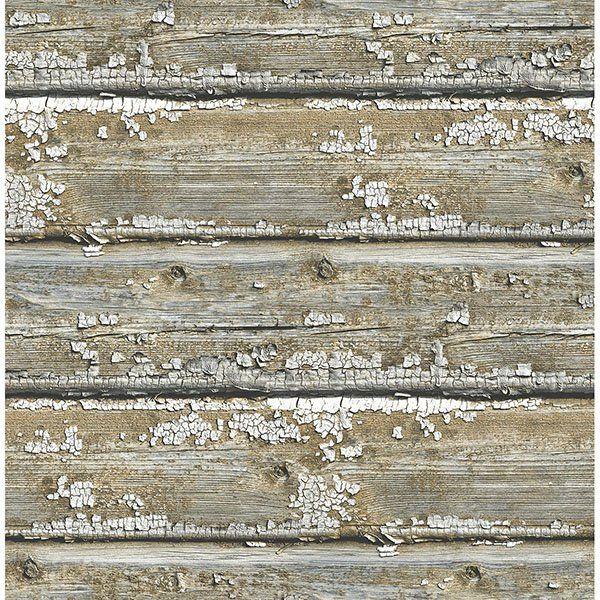 Nuwallpaper Planks Peel Stick Wallpaper Walmart Com Walmart Com In 2021 Wood Wallpaper Nuwallpaper Peel And Stick Wallpaper