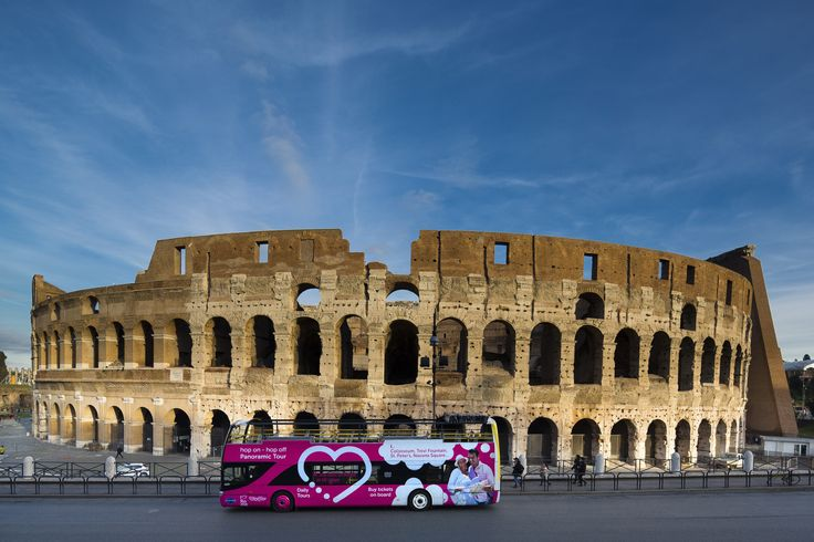 Discover Rome with us!