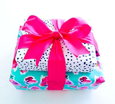 Dotted Wrapping Paper   Ashley Brooke Designs