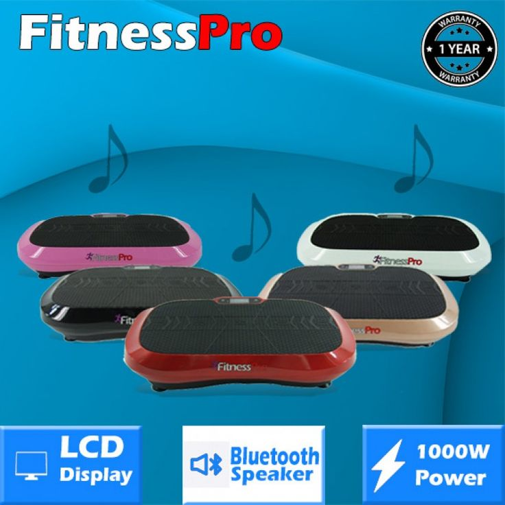 Fitness Pro - Vibration plate, advanced technology to burn that stubborn fat. All you need is 10 min a day. Shop Online athttp://www.bigdiscount.com.au/fitness-pro-bluetooth-speaker-vibration-plate.html #vibrationplate   #weightloss   #fatburning