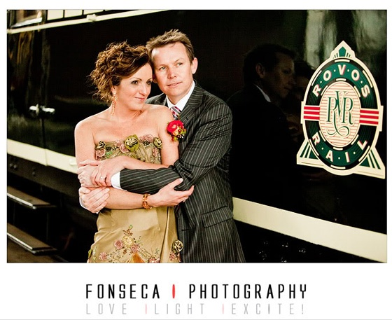 Rovos Rail - wow, wow, wow your guests with your wedding on this luxury train