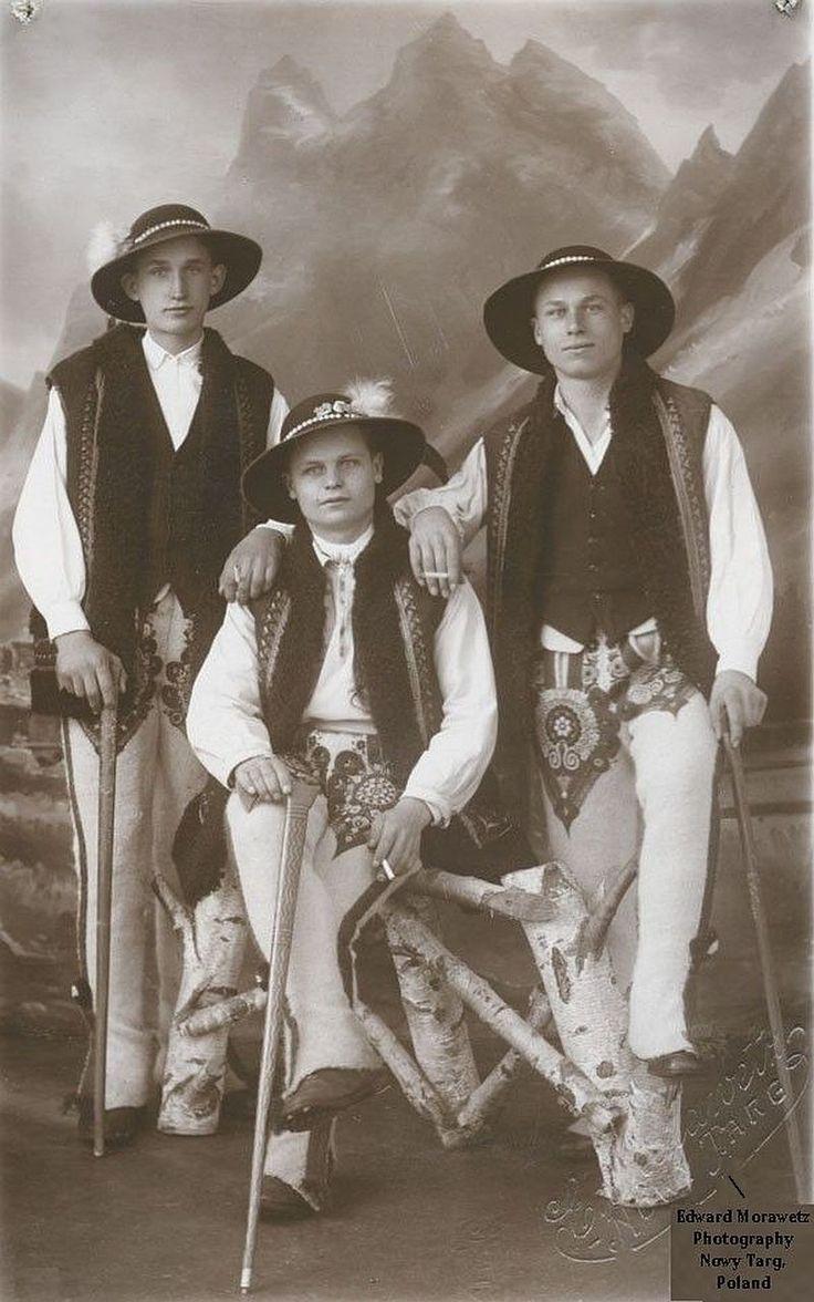 Góral family portrait