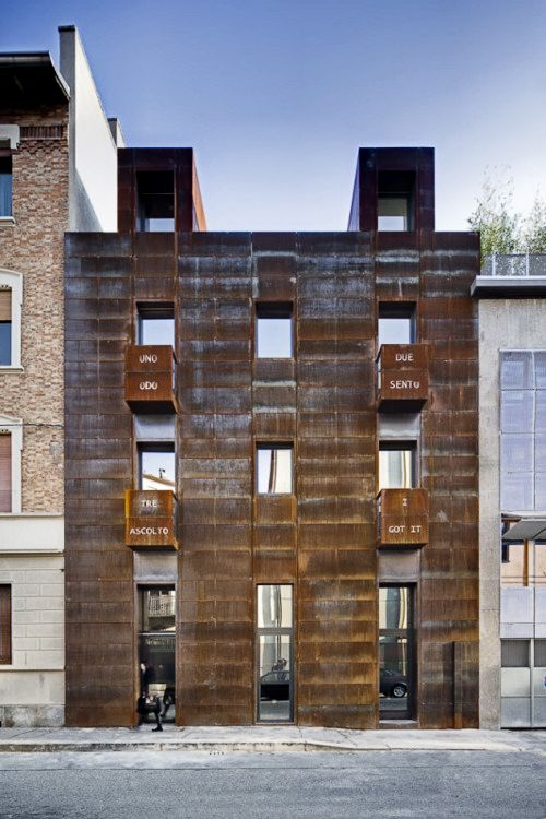 and this will be the material of the main facade of my dream house...