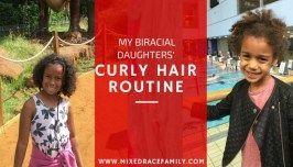 Meine Biracial Hair Care Routine  #biracial #meine #routine