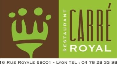 restaurant Carré Royal Lyon, des produits frais cuisinés sur place