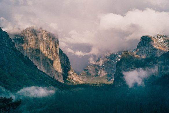 California off-the-beaten-path destinations #USA #California: El Capitan