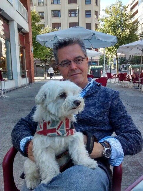 Con Max de terrazas