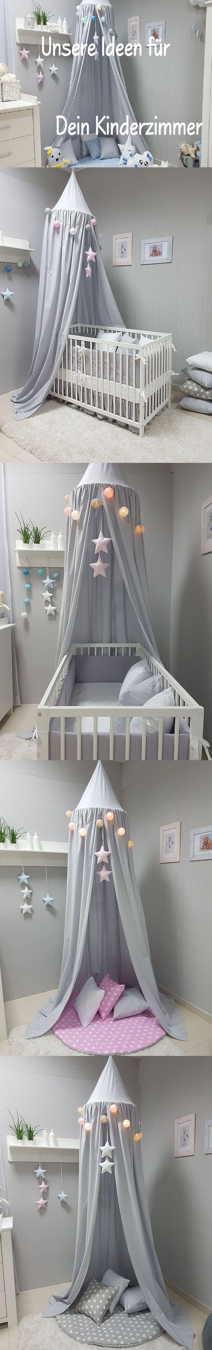 Viele tolle IDEEN für dein Kinderzimmer. Von Baby bis zum Kindalter... alle findest du in BABYMAJAWELT Online Shop
