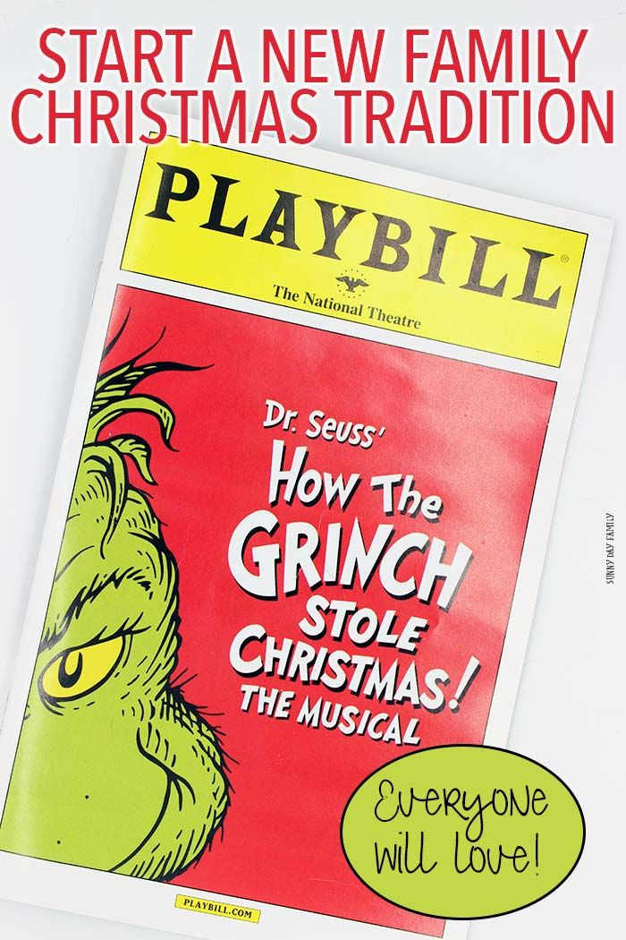 Start a new family Christmas tradition and take your kids to see a live musical starring the Grinch! Want to know if your kids will love it? Read our family's review!