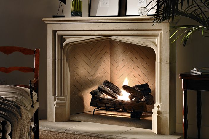 Prefab Fireplace House Ideas Pinterest Herringbone