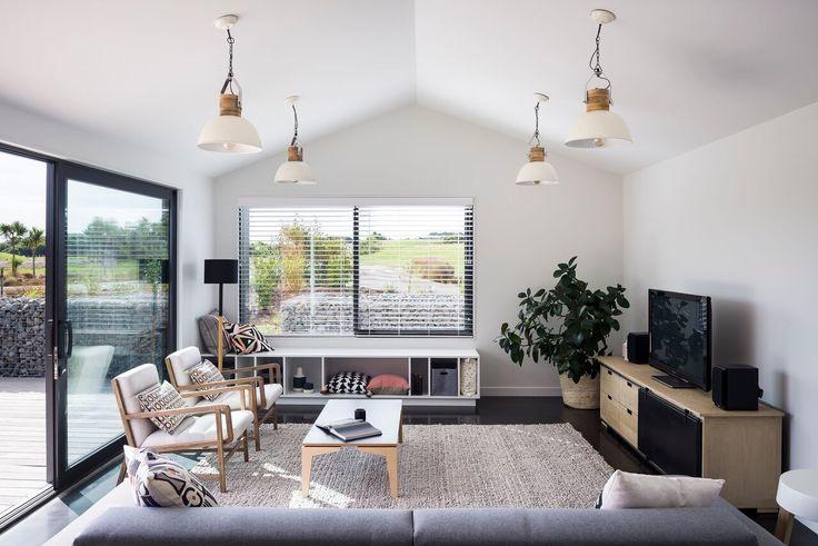 David Reid Homes 2016 Waikanae Showhome   Living