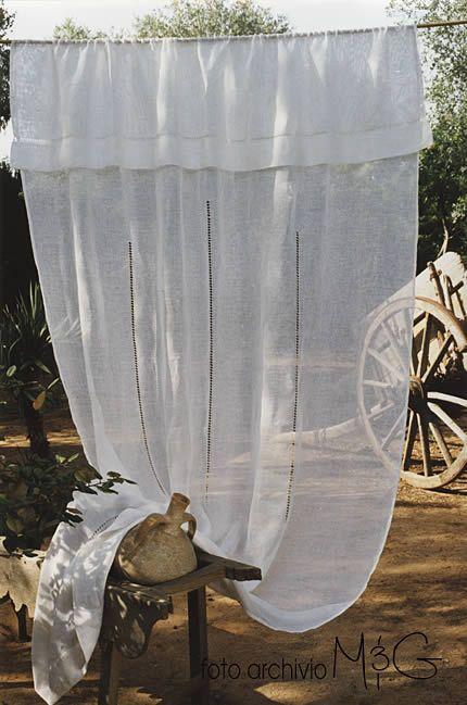 Oltre 25 fantastiche idee su Tende di lino su Pinterest | Tenda in ...