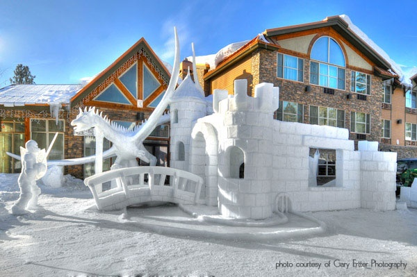 McCall Winter Carnival in Idaho. Things to do in Idaho