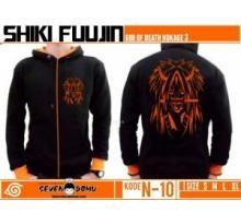 Jaket Anime Naruto – Dewa Kematian – Shiki Fuujin IDR : Rp 235.000 Kode Produk : N-10