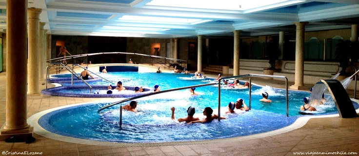 Hotel balneario de Puente Viesgo #Cantabria #Spain