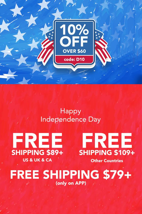 Happy Independence Day Big Sale On Tidebuy Online Shopping Mall Happy Independence Day Clothing Manufacturer