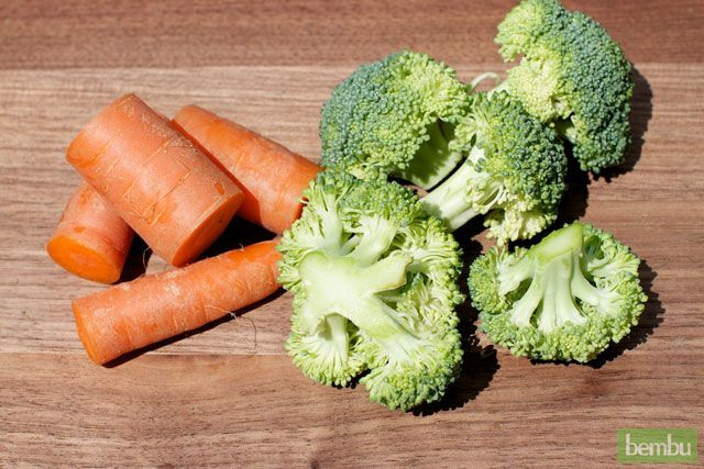 Carrot Nutrition