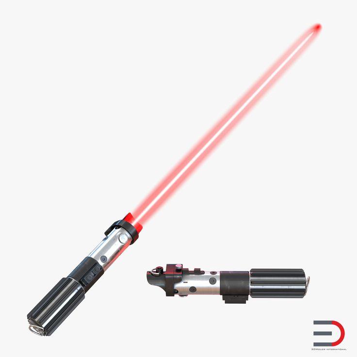 Star Wars Darth Vader Lightsaber Used Set 3d models #StarWars #DarthVader #Lightsaber #3d #model http://www.turbosquid.com/FullPreview/Index.cfm/ID/980342?referral=3d_molier-International