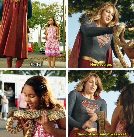 Kara danvers #Supergirl #1x02