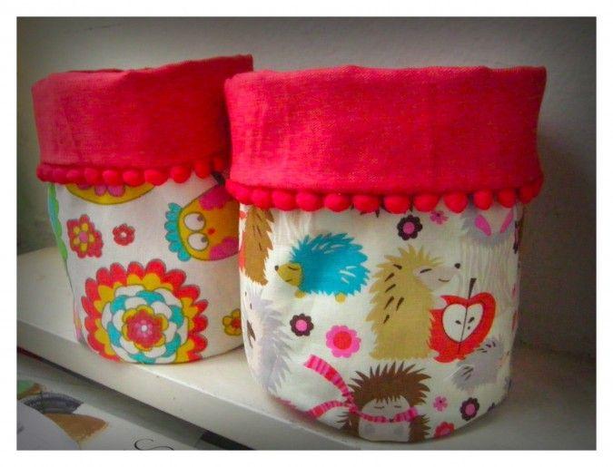17 best ideas about paneras de tela on pinterest tela de - Paneras de tela ...