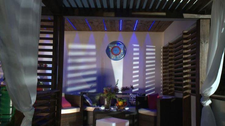 HTF Светодиодное освещение – официальный партнер программы «Фазенда» на Первом канале. Подсветка веранды загородного дома (эфир 14.06.2015). За предоставленные фотографии благодарим программу «Фазенда»: http://fazenda-tv.ru/projects/item/1553-igra-teney#.VYk7dkYXjIW