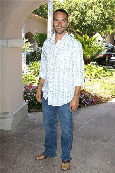 Paul Walker attends a press event at the Langham Huntington Hotel & Spa in Pasadena, Calif., in 2009.