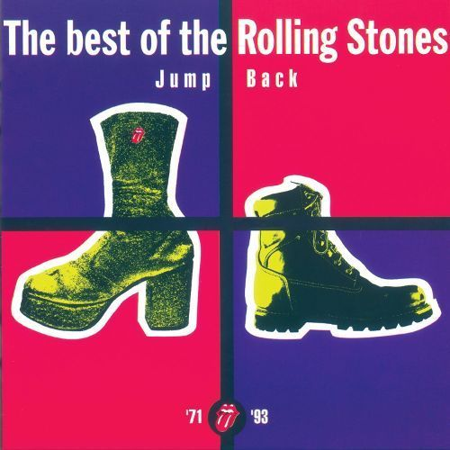 Jump Back: The Best of the Rolling Stones (1971-1993) [CD]