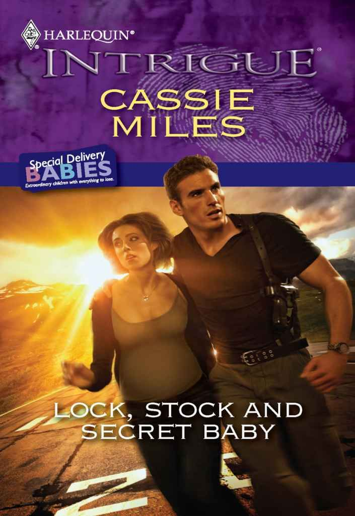 Lock, Stock and Secret Baby: Cassie Miles: 9780373694907: Amazon.com: Books