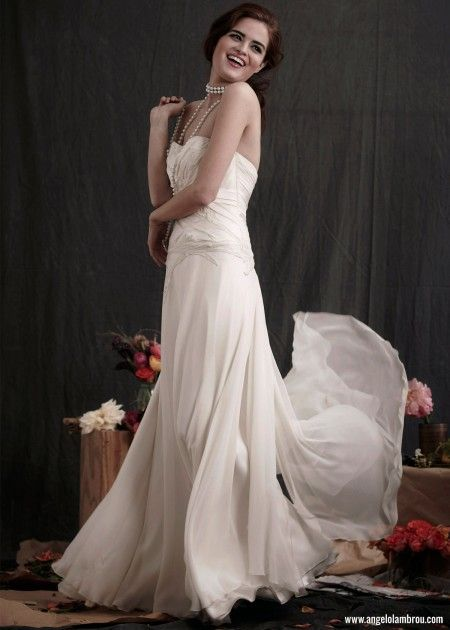 Isadora Wedding Gown by Angelo Lambrou