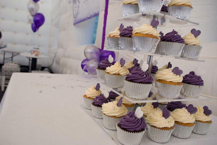 Cupcakes to celebrate!