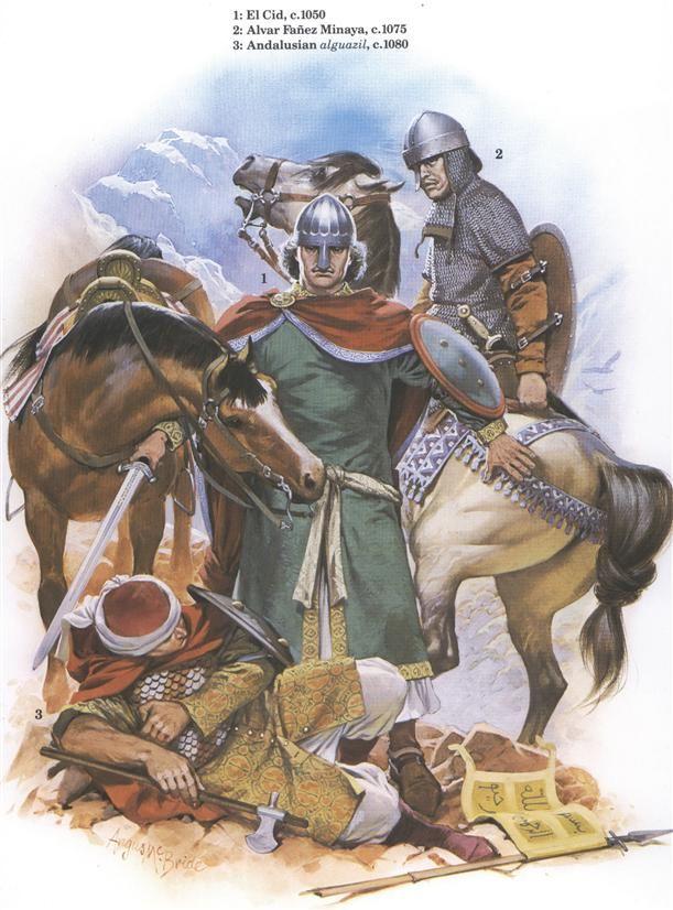 Allí vierais tantas lanzas   subir y bajar,  tanta adarga   horadar y pasar,  tanta loriga   romper y rajar.
