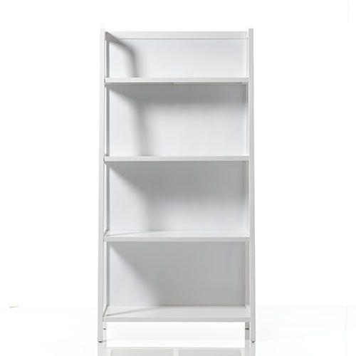 Madden White Bookshelf