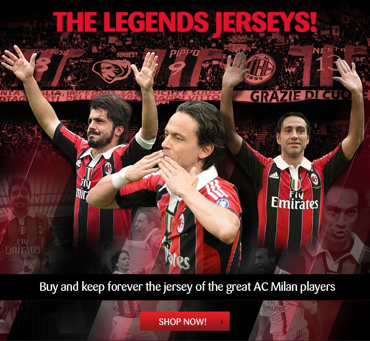 #ACMilan legends