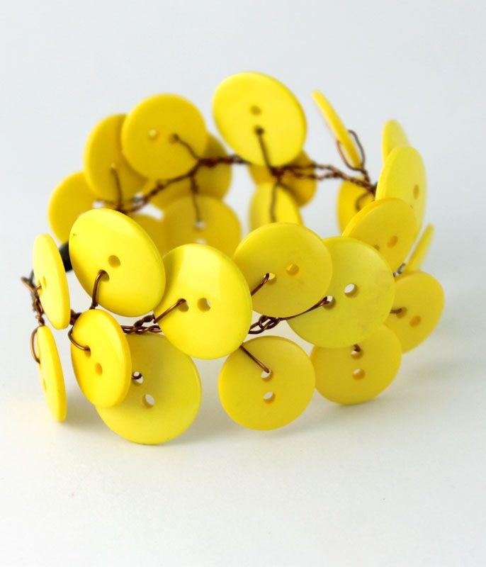 Ivy Bracellet - Lemon