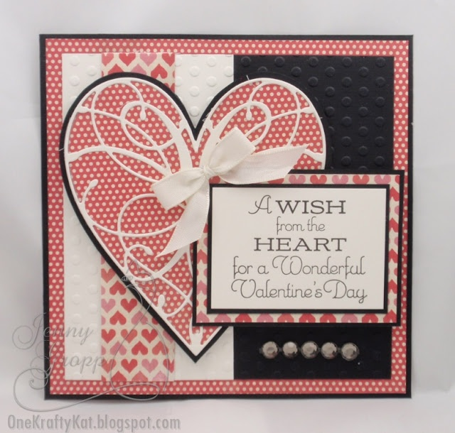 17 Best images about La Rue Heart Die Cuts Cards on ...