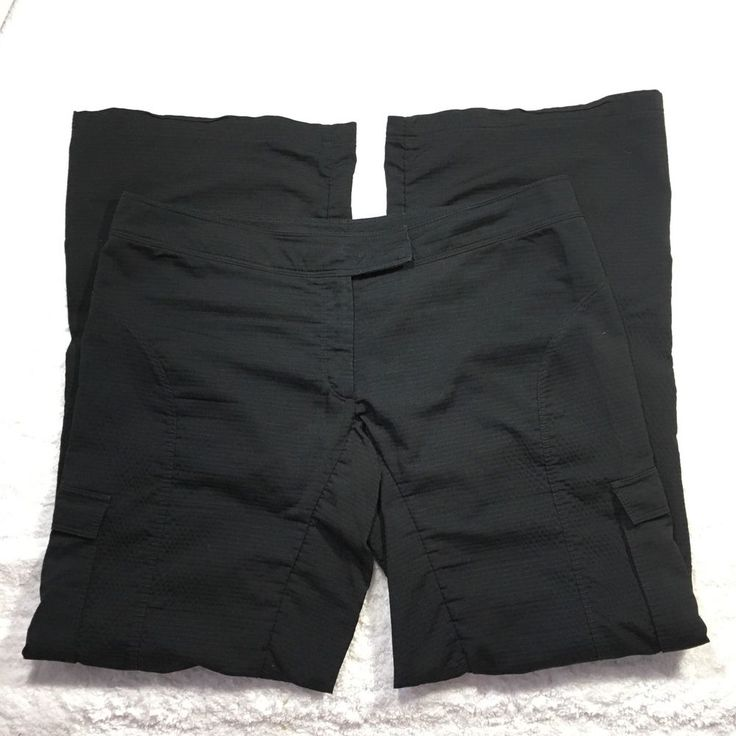 Womens Nike Sphere Dry Black Athletic Workout Running Gym Yoga Pants L 12 14  | eBay