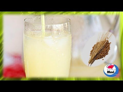 Beneficios del AGUA DE CEBADA para la salud - YouTube