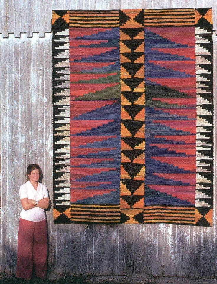Nancy Crow has had her struggles and false starts, but the dynamic quiltmaker has ended up right where she's supposed to be.