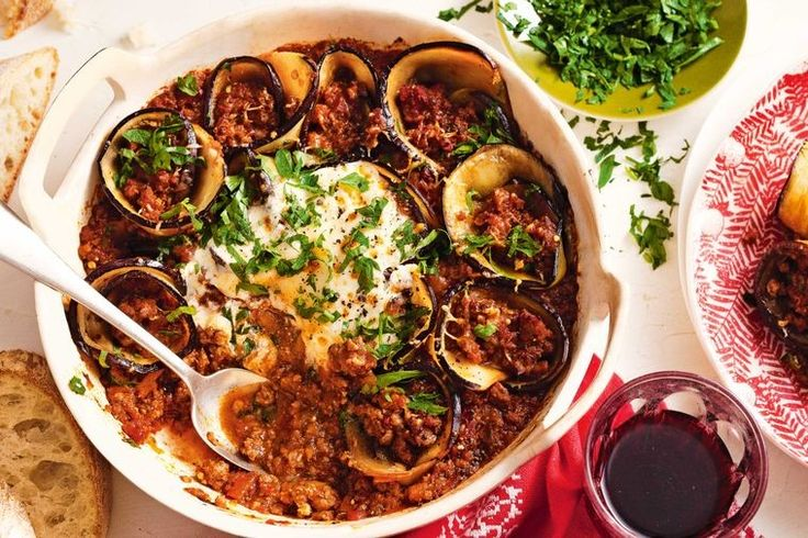 It's time to get saucy with this delicious eggplant ragu. Perfect for weeknight cooking.