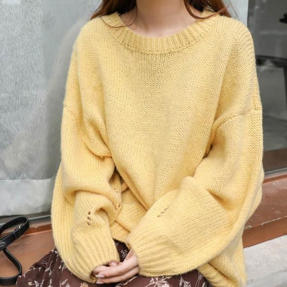b58d08cab5 Mango Mousse Oversized Sweater in 2019
