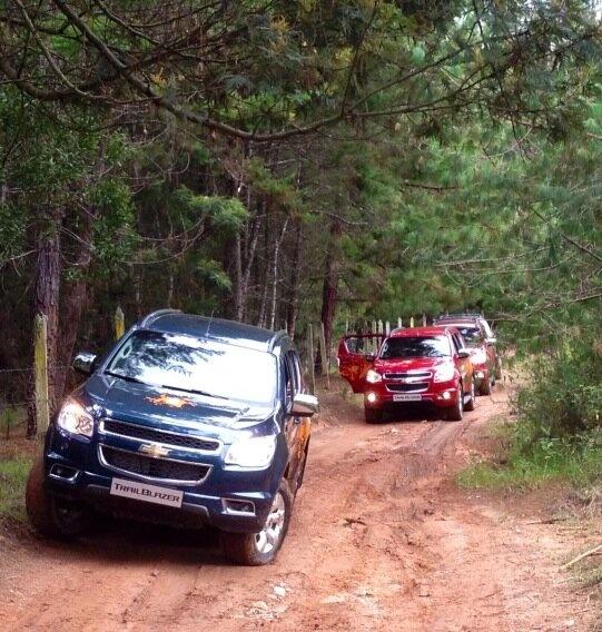 Tercera imagen (25/02/2013): ¿Cuál es la capacidad del tanque de gasolina de la nueva Chevrolet TrailBlazer? #ChevroletNoSeDetiene
