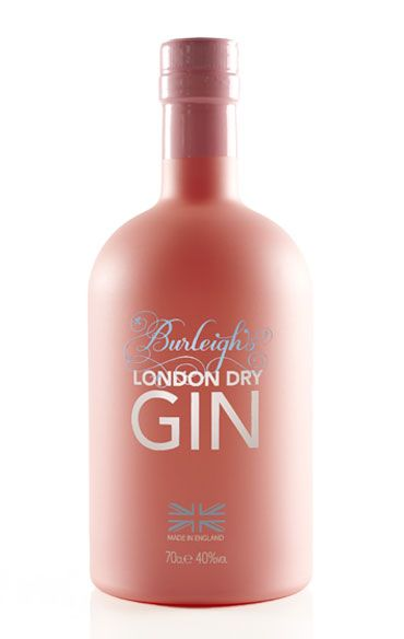 Burleighs Gin Pink Edition bottle