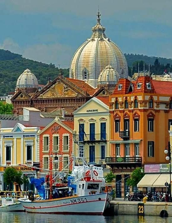 Mytilene - Lesvos Island (North Aegean), Greece