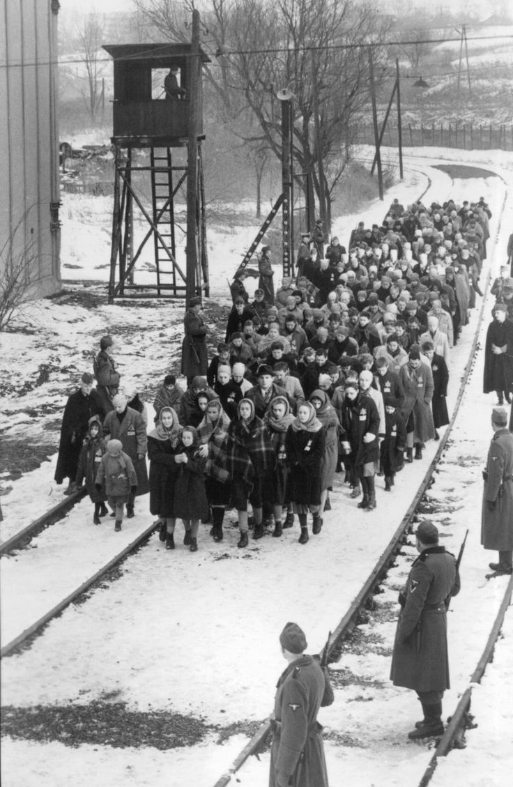 """Scene from """"Schindler's List"""" (1993).  If you haven't seen this movie, do yourself a favor and watch it - but do it with a box of tissues."""