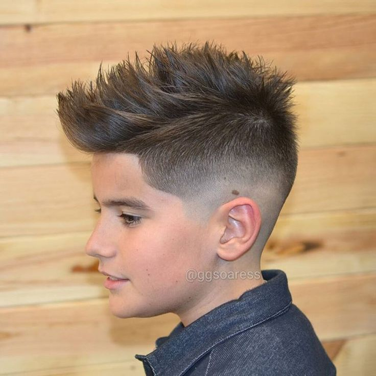 Cool Hairstyles For Boys teen hairstyles for boys 50 Superior Hairstyles And Haircuts For Teenage Guys