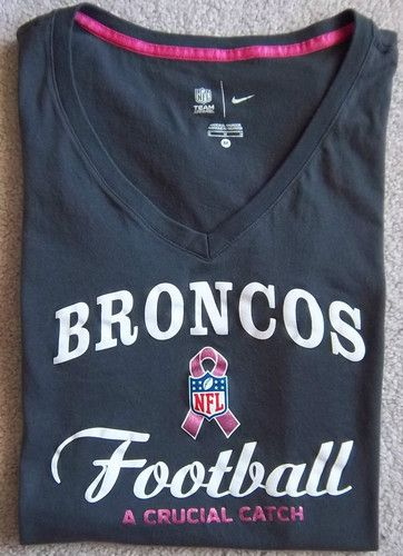 Broncos Shirt Womens